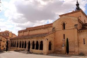 Atrio sur de S.Millán
