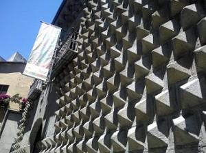 Casa de los Picos. Fachada