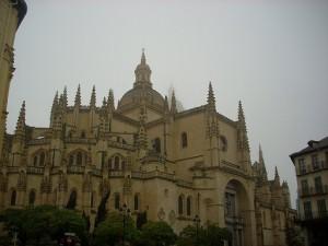 Cabecera de la Catedral