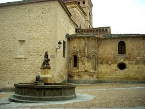 Fuente de San Martín