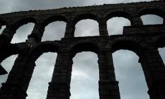 La puente seca