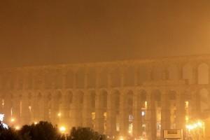 Niebla Acueducto