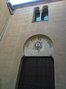 Puerta de la Sinagoga