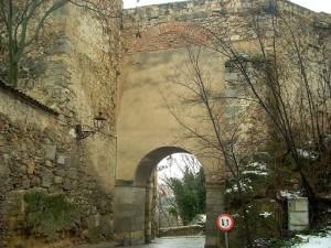San Cebrian interior