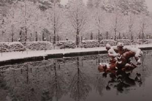 Fuentes invierno