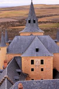 Tejados del Alcázar