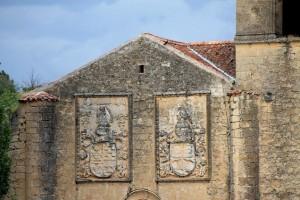 Escudos de los Marqueses de Villena