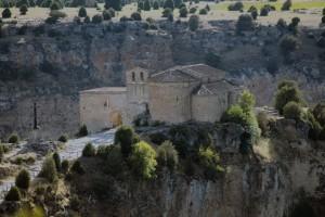 Ermita de San Frutos....