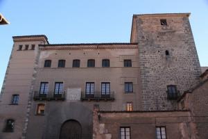 Casa de las Cadenas.