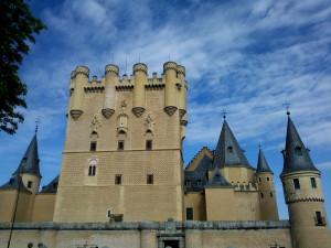 Fachada del Alcázar